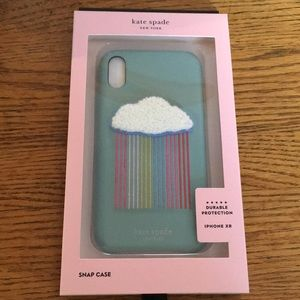 Kate Spade IPhone XR snap phone case